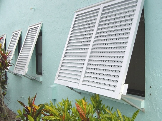 Bahama Colonial Shutters Rollshield Hurricane Shutters