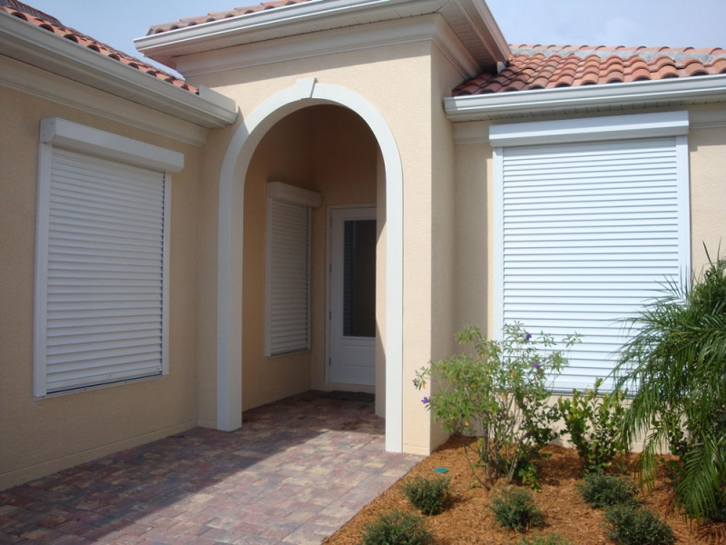 Rolling shutter clearwater fl - The rolling shutter home in bohemia ...