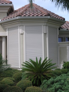 Hurricane Shutters St Petersburg FL