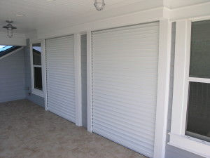 Rolling Shutters Clearwater Beach FL