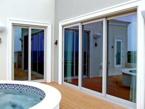 Sliding Glass Doors Clearwater Beach FL