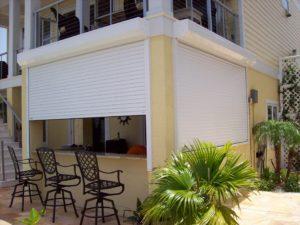 Rolling Shutters Belleair Beach FL | Treasure Island