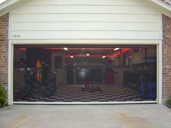 Retractable Garage Door Screen Tampa Fl